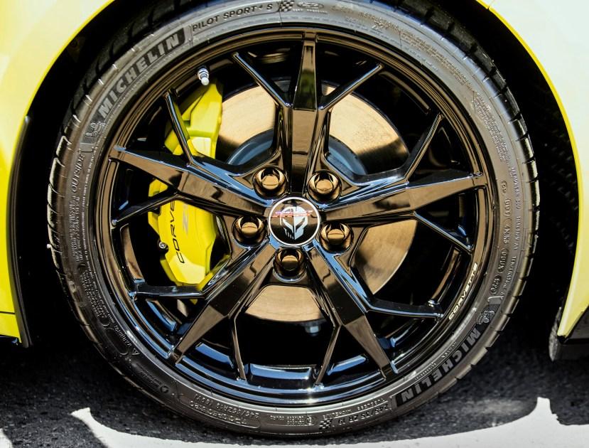 Corvette Stingray Edición 2022