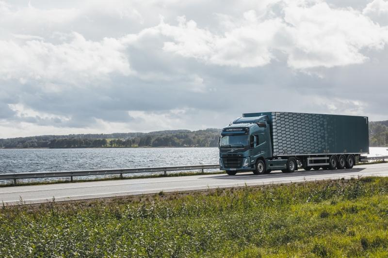 Camiones de Volvo