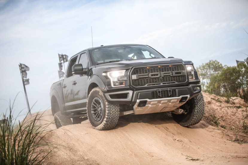 Ford Off-Road Campus