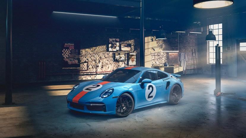 recuerdo de Porsche