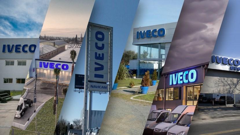 Concesionarios de Iveco