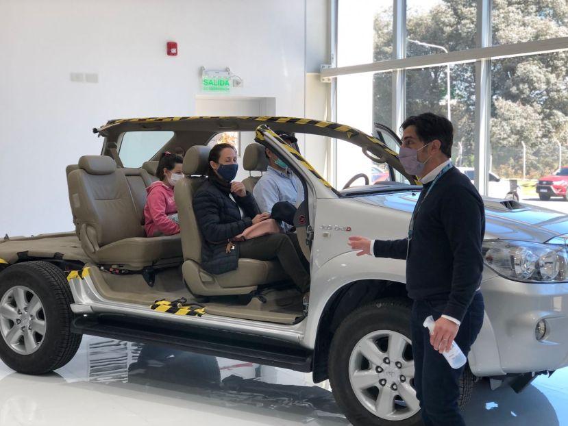 Toyota y la seguridad vial