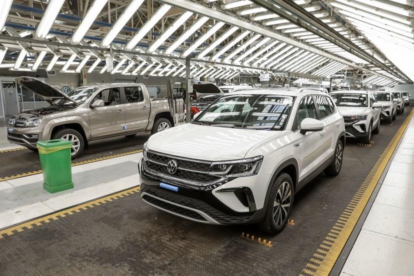 exportación de Volkswagen