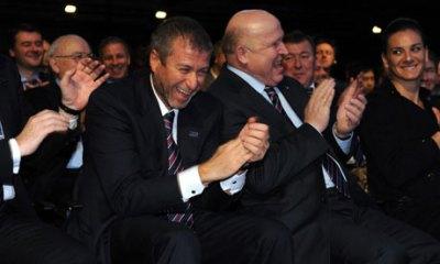 Roman Abramovich in Zurich at WC2018 vote