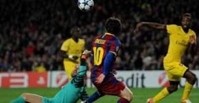 Barcelona vs Arsenal 3-1, UEFA Champions League, optimi, 8 martie 2011