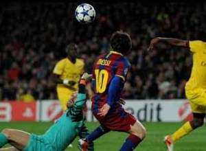 Barcelona vs Arsenal 3-1, UEFA Champions League, optimi, 8 martie 2011