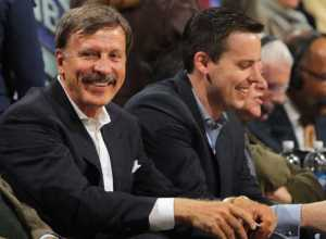 Stan Kroenke, proprietarul lui Arsenal