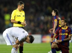 De Bleeckere, Barcelona vs Real Madrid 1-1, 3 mai 2011