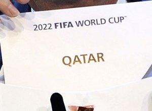 FIFA president Joseph Blatter, Qatar