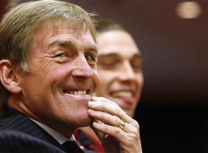 Kenny Dalglish - manager pe 3 ani la Liverpool