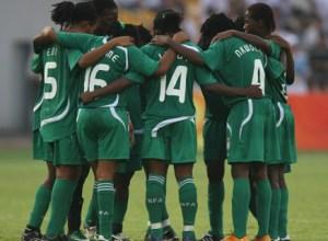Nigeria - WWC 2011