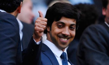 Sheikh Mansour bin Zayed Manchester City