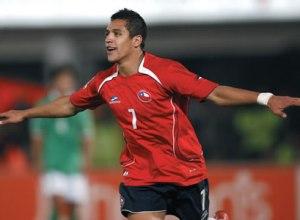 alexis sanchez, jucatorul Barcelonei