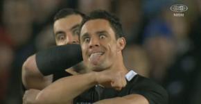 Rugby All Black Tonga Haka