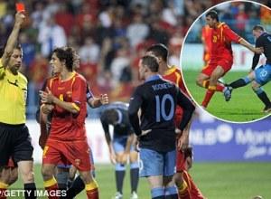 Rooney Montenegro England 2-2