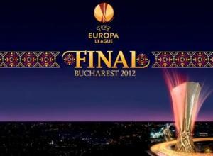 Europa League final Bucuresti 2012