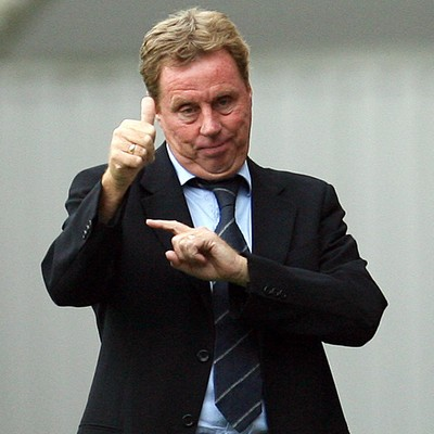 Harry Redknapp next England manager