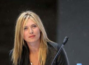 Maria Sharapova contract cu Samsung