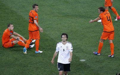 Germania vs Olanda 2-1
