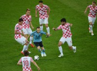 Andres Iniesta EURO 2012