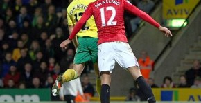 Pilkington Norwich vs Manchester United