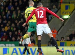 Pilkington Norwich vs Manchester United