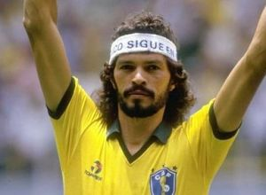 Socrates Brazilia 1982