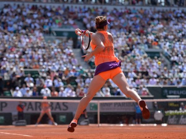 Simona Halep - Roland Garros 2014