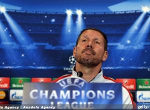 Diego Simeone Atletico Madrid Champions League 2014-2015