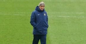 Manuel Pellegrini Manchester City Champions League