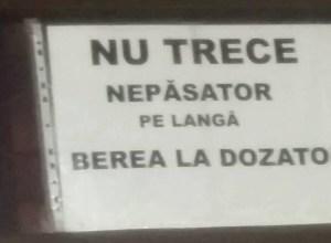 BERE-dozator