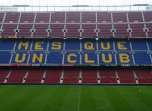 Nou Camp més que un club