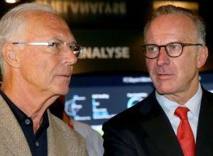 Karl-Heinz-Rummenigge_Franz-Beckenbauer