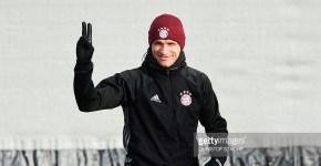 Thomas Muller Champions League