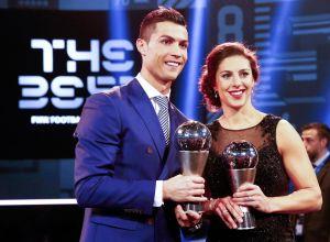 Cristiano Ronaldo Carli Lloyd