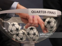 Champions League 2016 - 2017 Draw