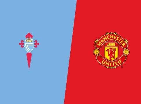 Celta Vigo Manchester United Europa League
