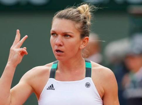 Simona Halep Tenis