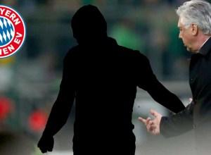 Bayern Munchen Carlo Ancelotti
