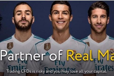 Ronaldo Exness CFD