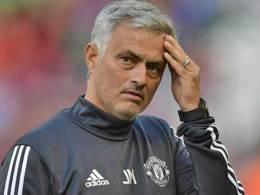 Mourinho-Manchester United