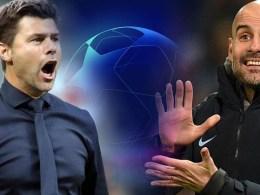 Pochettino-Guardiola-Tottenham-Manchester-Cityl-UCL-2019