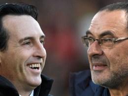 Emery-Sarri-Europa-League-2018-2019