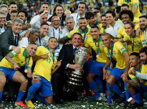 Brazilia Copa America 2019
