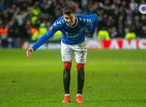 Ianis Hagi Glasgow Rangers