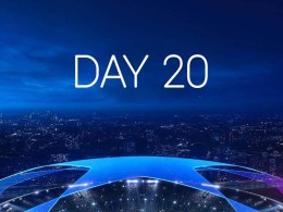 UEFA Champions League 2020-2021 Day 20