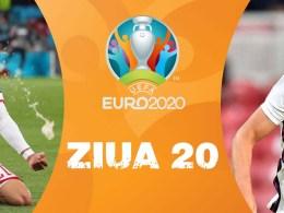 Denmark England Euro 2020