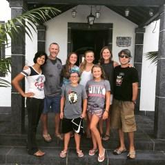 Azorean homes make happy vacationers.