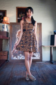 Cut-Out Dress by Ark & Co.