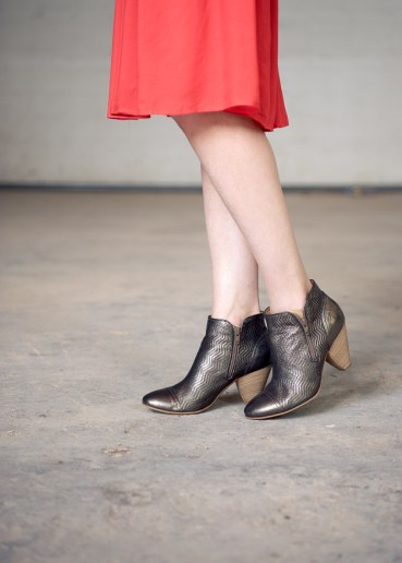Coclico Perforated Booties
